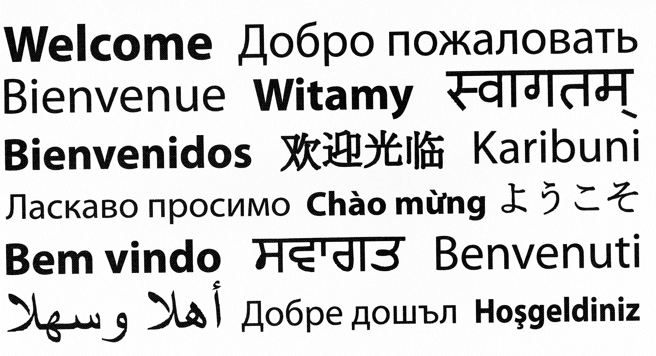 Welcome_languages